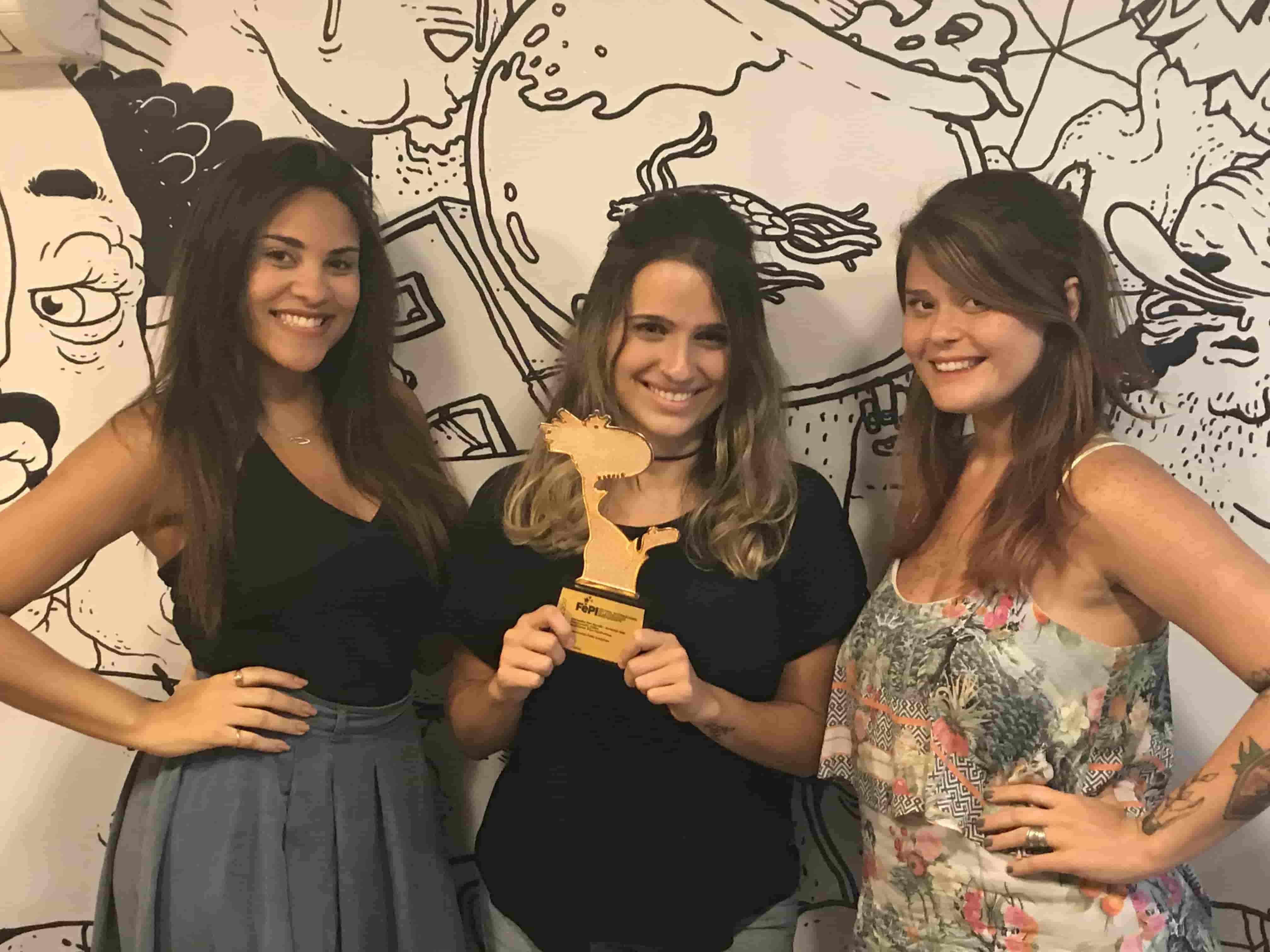 Bronze na FePI Rosario 2017