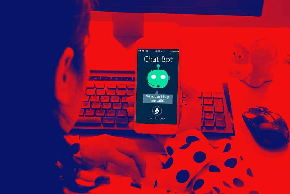 Como funciona o chatbot para o atendimento automatizado?